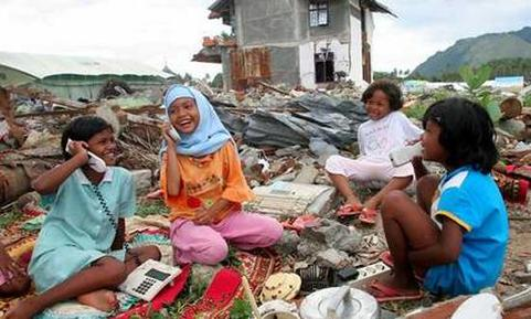 case study earthquake in indonesia
